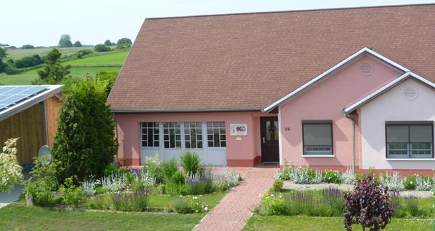Ferienhaus Friedrichswalde